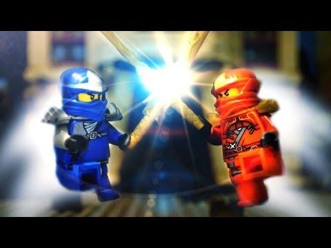 Amazing LEGO Ninja Fight Will Make You Wish You Were A Kid Again