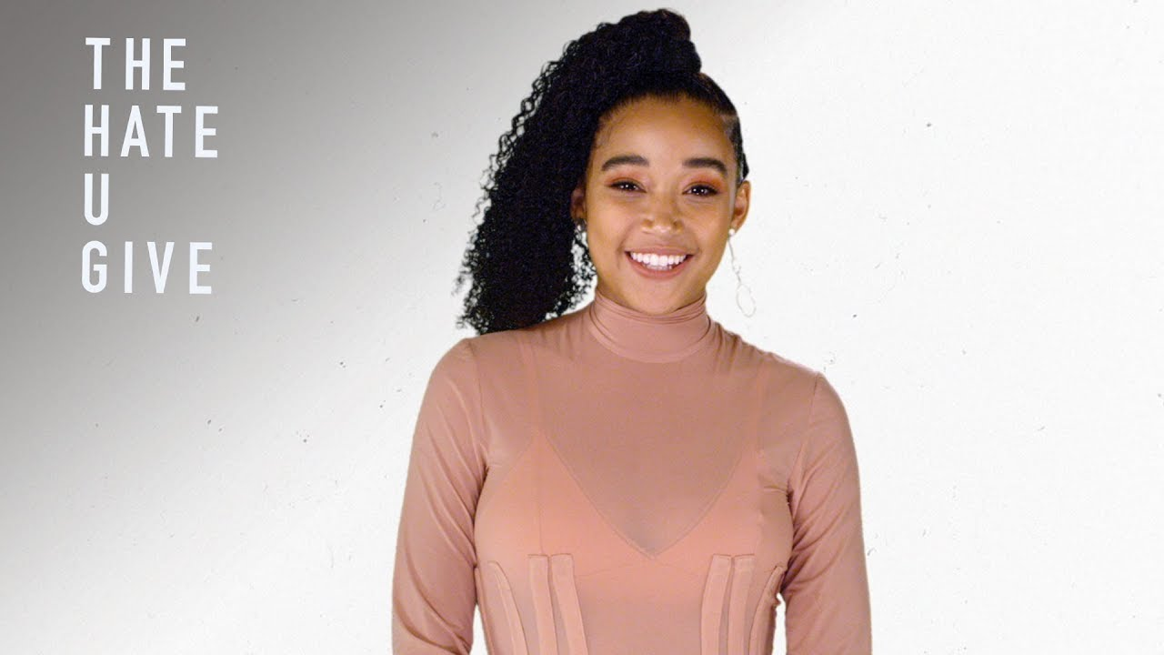 The Hate U Give - #ReplaceHate with Amandla Stenberg