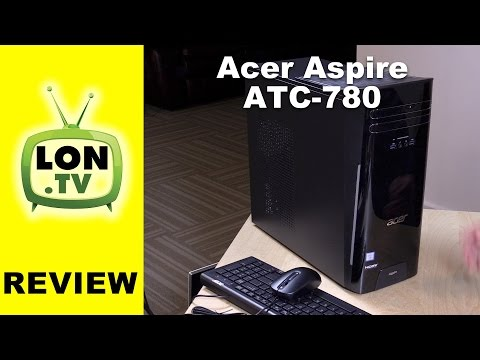 Acer Aspire TC-780 / ATC-780-AMZi5 Review: $400 Upgradeable Quad Core i5 PC