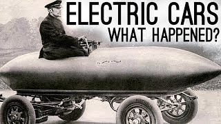 Did You Know - The First Cars Were Electric?