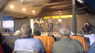 "The Donkey Punch Brothers, Galax 2013 - ""I Cried Again"""
