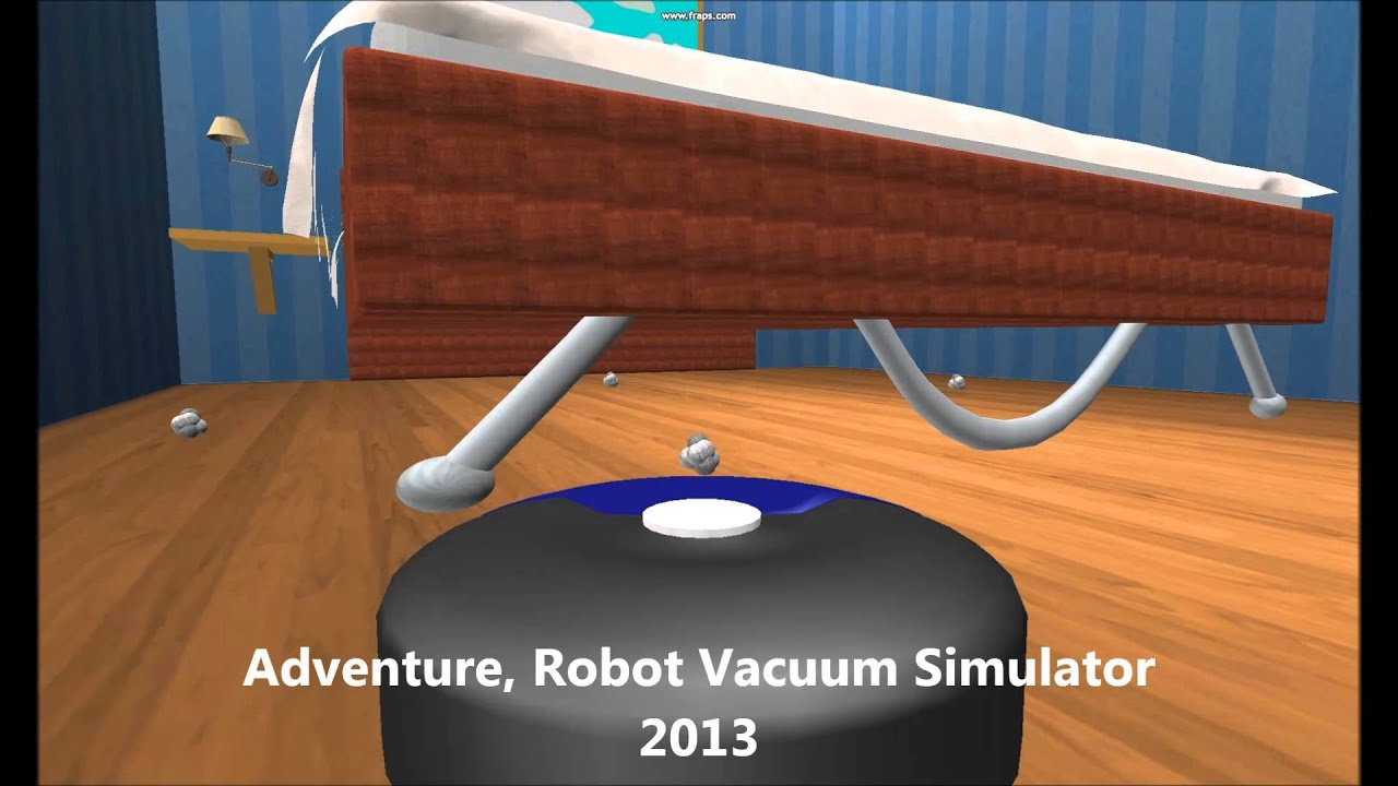 This Game Lets You Experience The Exciting Life Of A Robot Vacuum Cleaner