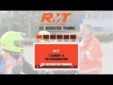 Motorcycle Instructor Training - Become a motorcycle instructor with ...