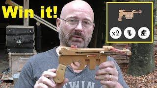 Slingshots vs. Zombies - Win the Broomhandle shooter!