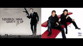 Modern Talking Vs Rick Astley - Never Gonna Give You Up Geronimo - Echenique Mash Up