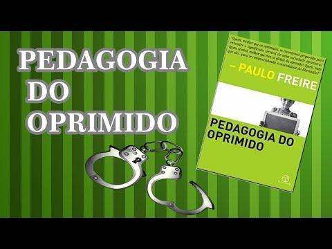Suh Livreira - Resumão do livro Pedagogia do Oprimido de Paulo Freire