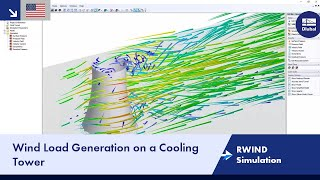 Generation of Wind Loads on Cooling Tower