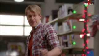 Glee 4x10 - Jingle Bell Rock