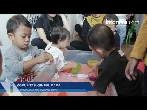 Komunitas Kumpul Mama Kelapa Gading, Jakarta Utara