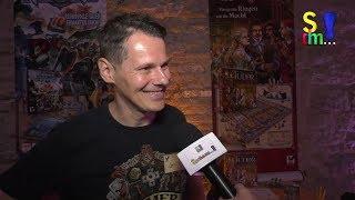 Autor JAN KIRSCHNER im Interview über TUDOR - Corax Tag 2018 (Spiel doch mal...!)