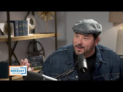 Greg Grunberg Reveals The Moment He Geeked Out On The Set Of 'Star Wars' | Frank Buckley Interviews