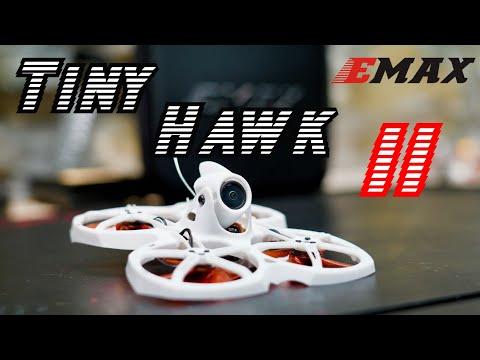 Emax Tiny Hawk II Review, Setup, & Bind