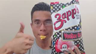 ZAPP'S HOT CHIPS ASMR+REVIEW