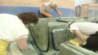 Изготовление лодок из стекловолокна своими руками