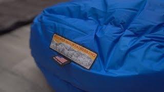 Western Mountaineering Sleeping Bag Product Demo