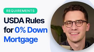 USDA Loan Requirements (2020) For 0% Down!