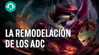 Riot mejora al fin a los ADC de crítico en el parche 9.3 de League of Legends