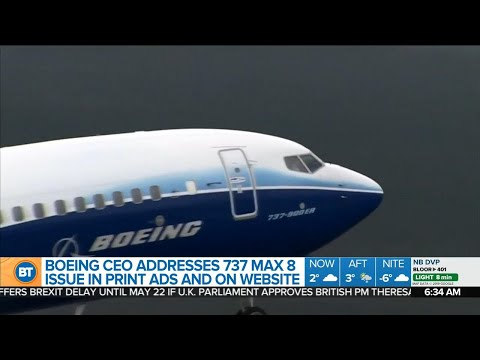 More Boeing fallout on the 737 Max, and other top business news
