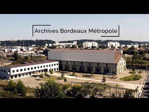 Restauration des Archives Bordeaux Métropole
