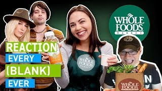 Every Whole Foods Ever | Dan Ex Machina Reacts