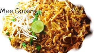 Mee Goreng AYAM ( Malaysian Chicken Noodles )