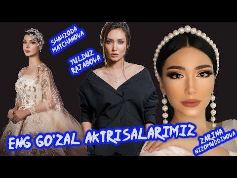 O'zbekistonning eng go'zal aktrisalari haqida : Dilnoza,Shahzoda,Yulduz va Zarina
