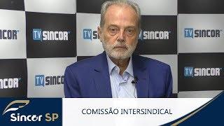 Comissão Intersindical - Entrevista com Fernando Simões