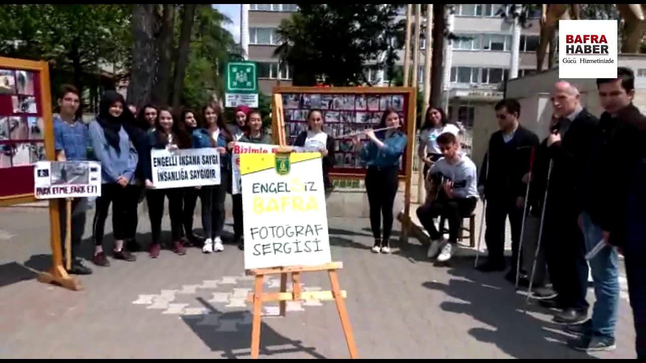 Anadolu Lisesi Öğrencileri, Engelleri Tek Tek Fotoğraflayıp Meydanda Sergiledi