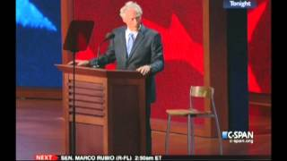 Clint Eastwood Speech, Invisible Obama thumbnail