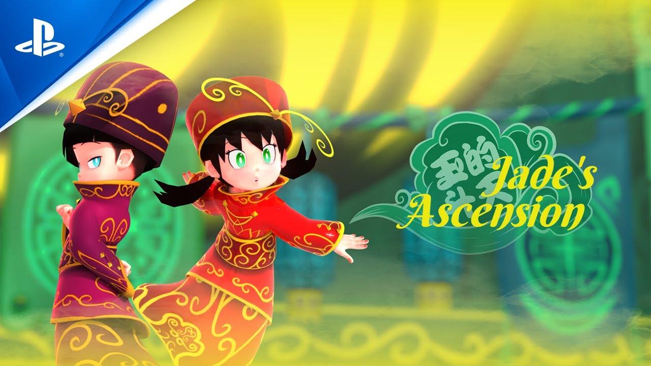Jade's Ascension ya está disponible en PS4