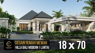 Video Mr. Ivan Villa Bali Modern House 1 Floor Design - Pangkalan Bun, Kalimantan Tengah