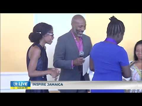 CVM LIVE - Inspire Jamaica OCT 7, 2018