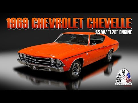 Video of '69 Chevelle SS - PYAD