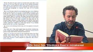 Risale Okuma Kılavuzu[Ders 60]On İkinci Söz 'Dördüncü Esas'ın müzakeresi