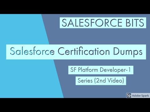 Salesforce Platform Developer Certification 2 Practice Question ...