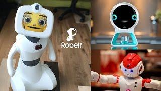 Top 5 Social Family ROBOTS