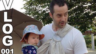 A Walk Around The Block - The Native Life Vlog 1 - EnglishAnyone.com