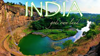 Incredible India | Aerial Drone View | Indias Best Aerial Video | 4k UHD