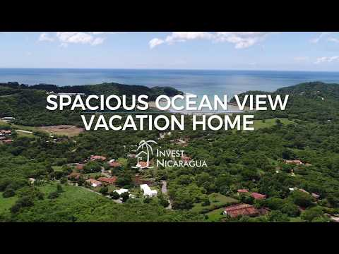 Spacious Ocean View Vacation Home