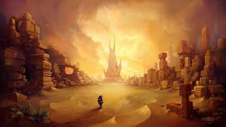 Hytale - Art Timelapse: Zone 2 Desert