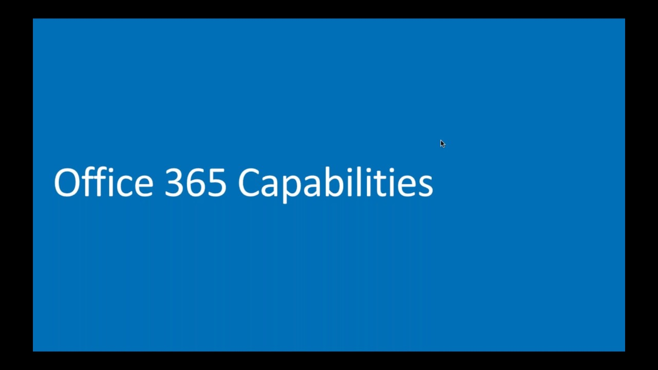 Top 3 Steps to Securing Office 365