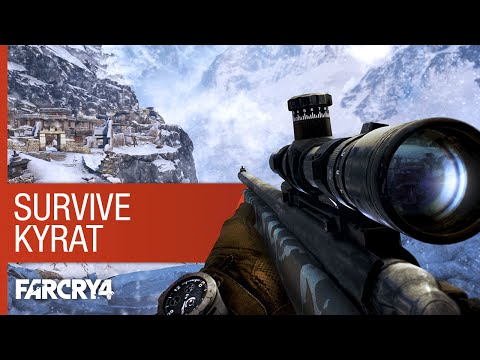 Commercial for Far Cry 4 (2014 - 2015) (Television Commercial)
