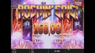 Spinal Tap Slot - Heavy Duty Features BIG WINS!