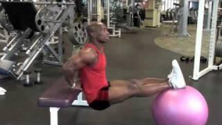 Calgary Personal Training Tutorial - German Triceps