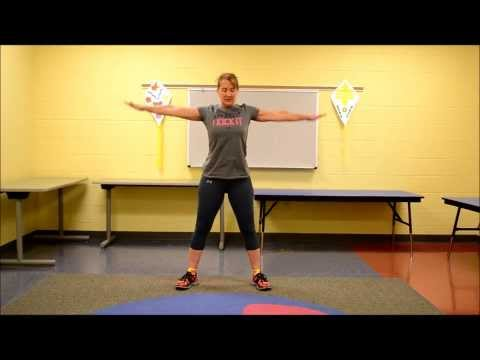 Standing Toe Touches