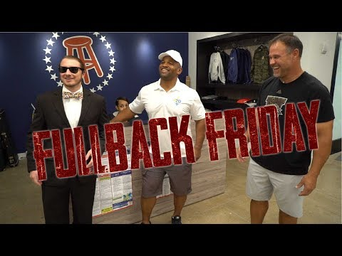 FULLBACK FRIDAY - Mike Alstott & Lorenzo Neal