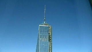 Fölépült a Word Trade Center első utóda