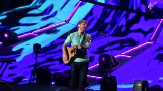 Dive - Ed Sheeran Divide World Tour Live in Singapore 2019