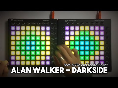 Alan Walker - Darkside (feat. Au/Ra and Tomine Harket) // Dual Launchpad Cover