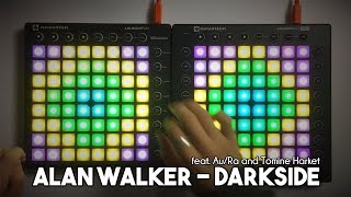 Alan Walker   Darkside (feat. AuRa And Tomine Harket)  Dual Launchpad Cover